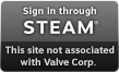login with steam (This site is not associated with Valve Corp.)